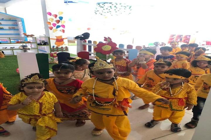 Indira Gandhi Public School-Festival Celebrations