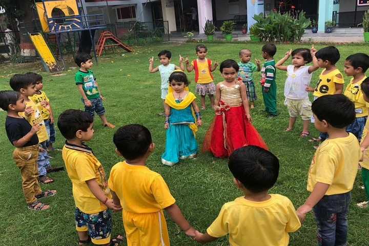 Indira Gandhi Public School-Sports