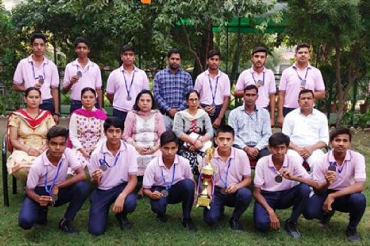 Indira Gandhi Public School-Sports Winners