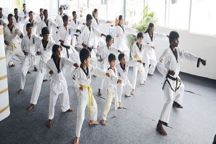Indraprasth Public School-Karate
