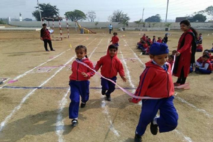 Indraprasth Public School-Running Competition