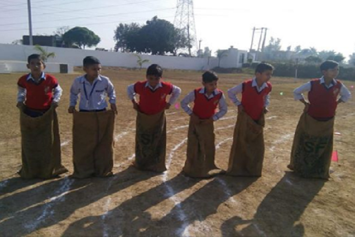 Indraprasth Public School-Sports Meet