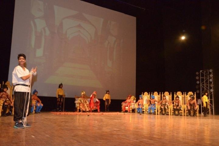 Indus Public School-Skit