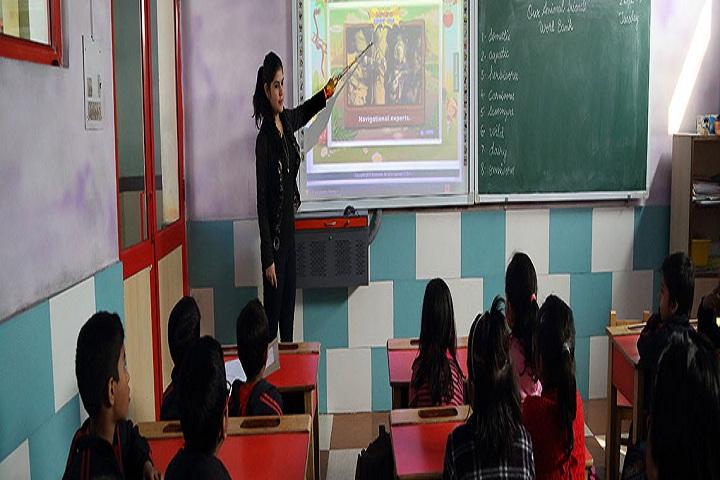 Indus Public School-Smart Class Room