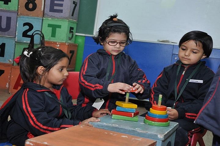 Indus Public School-Kids Activities