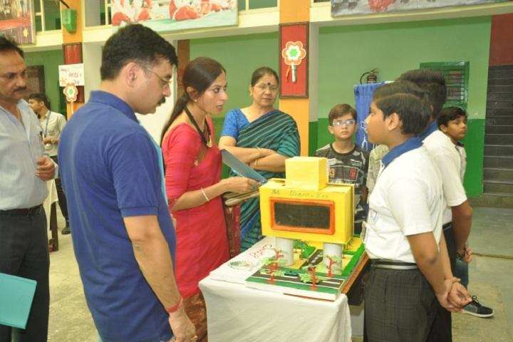 Indus Public School-Science Project
