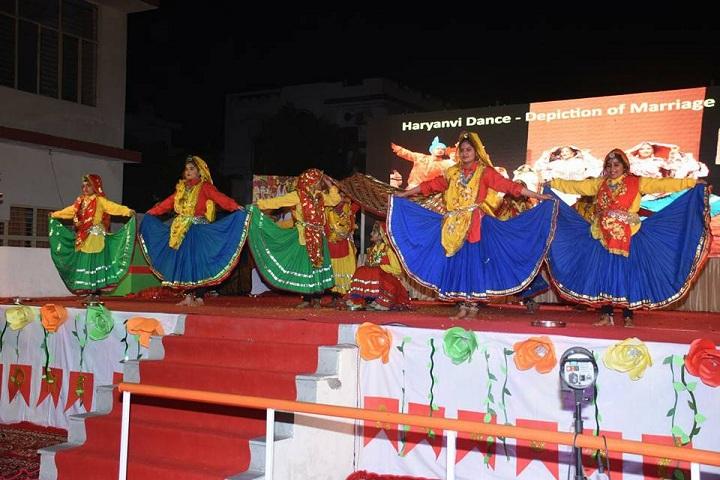 Indus Public School-Dances