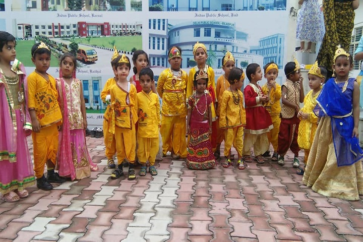 Indus Public School-Janmasthami