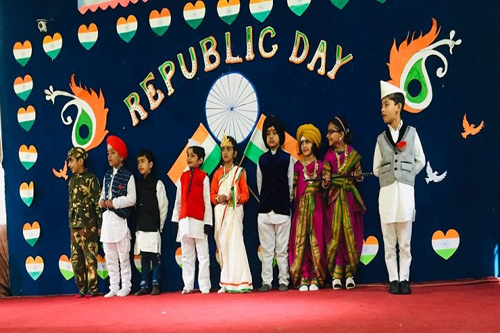 Indus Public School-Republic Day