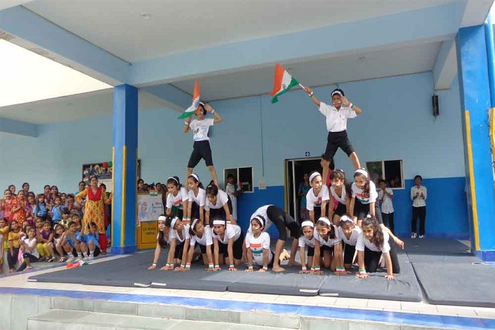 International Bharti School-Independence Day