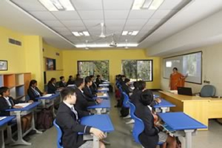 International Presidency Senior Secondary School-Class Room