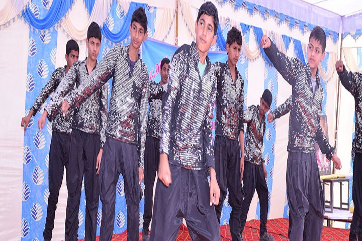 International Presidency Senior Secondary School-Dances