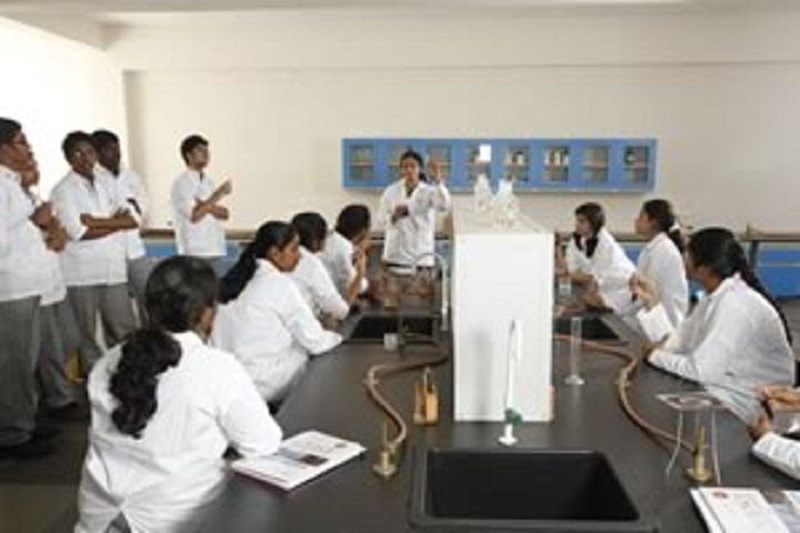 International Presidency Senior Secondary School-Labs