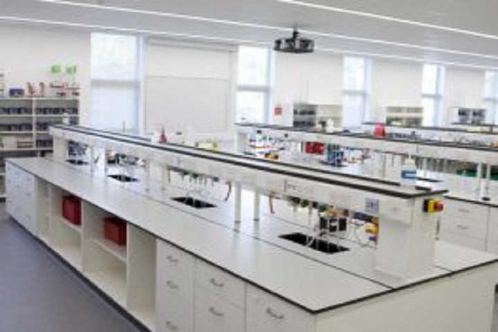 Itbp Public School-Lab
