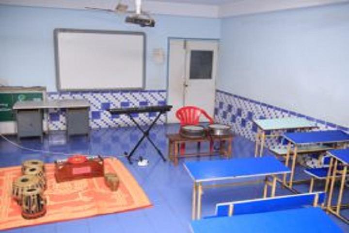 Itbp Public School-Music Room