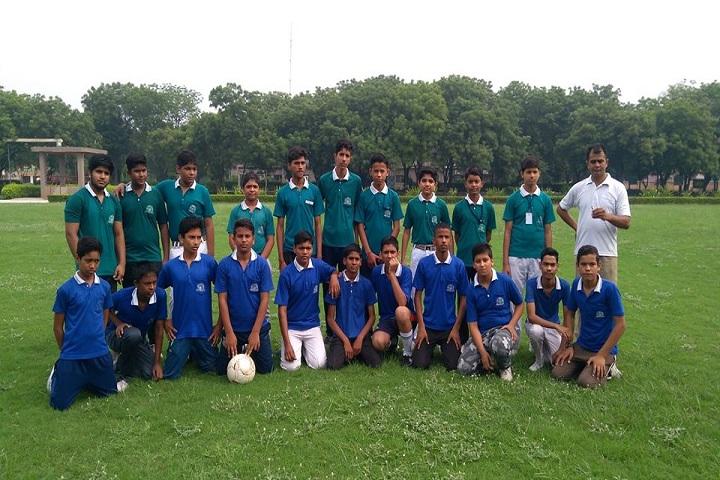 Itbp Public School-Sports