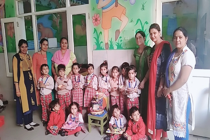 J K R Public School-Junior Wing