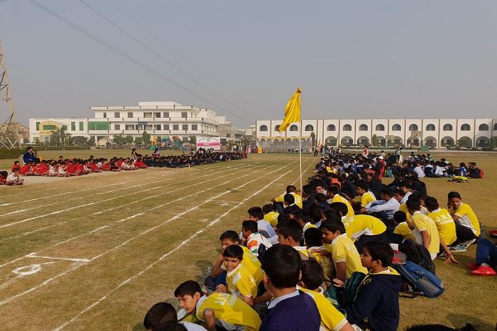 J K R Public School-Sports Meet