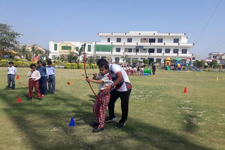 J K R Public School-Sports Activity