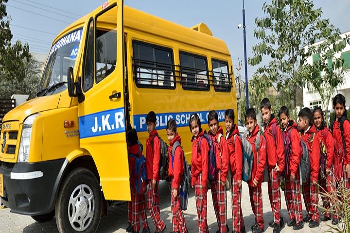 J K R Public School-Transport