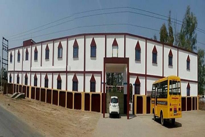 J A Saraswati Vidya Peeth Senior Secondary School-Campus