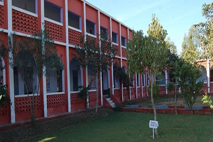 J A Saraswati Vidya Peeth Senior Secondary School-Campus View