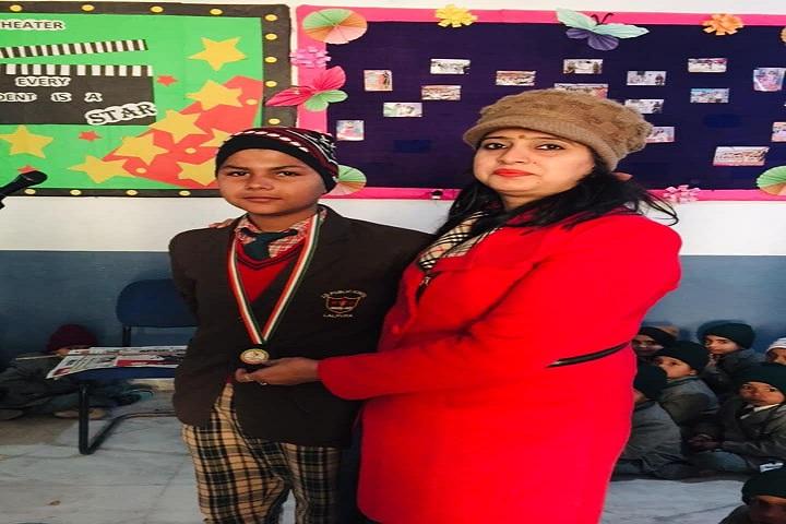 J D Public School-Prizes