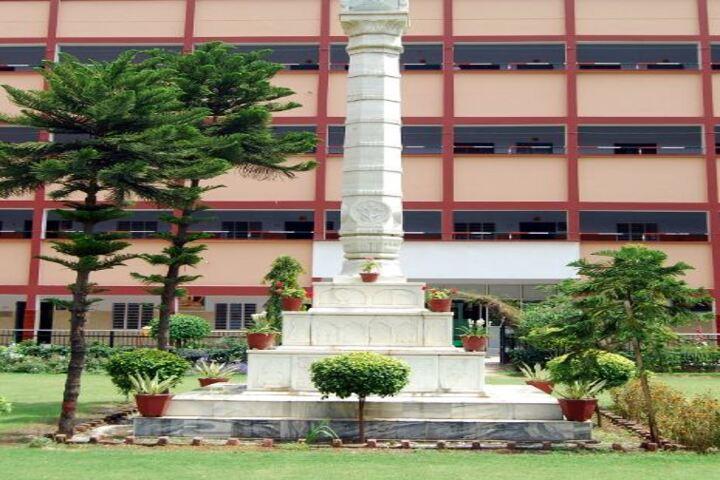 J P Jain Senior Secondry School-Campus View