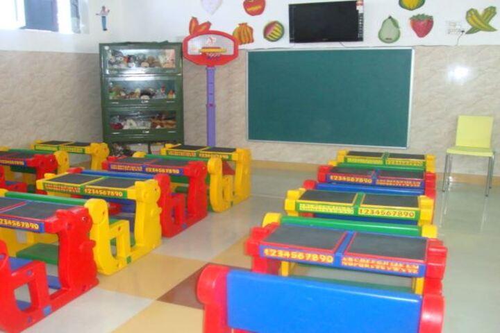 J P Jain Senior Secondry School-Class Room