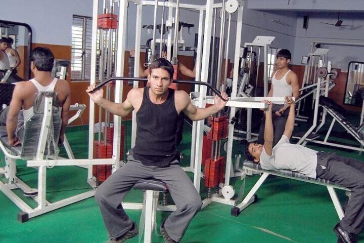 J P Jain Senior Secondry School-Gymnasium