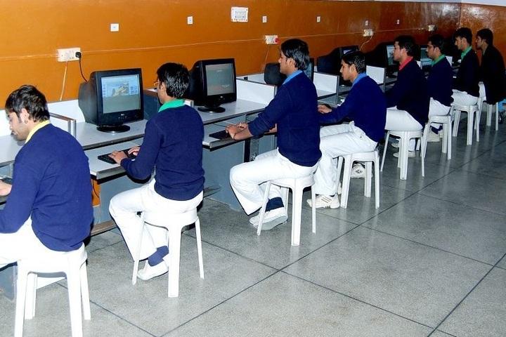 J P Jain Senior Secondry School-IT Lab