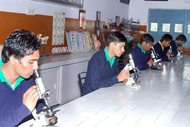 J P Jain Senior Secondry School-Lab