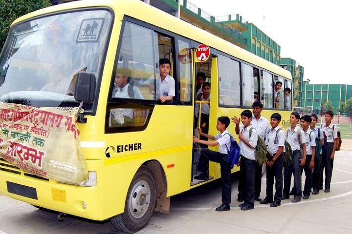 J P Jain Senior Secondry School-Transport