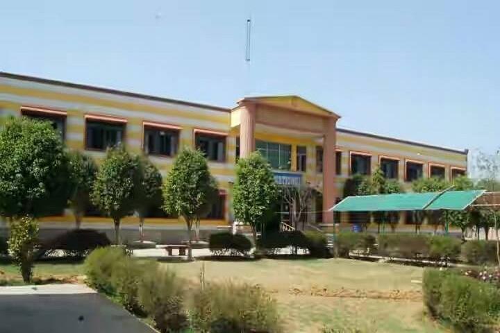 J.S. International Public School-Campus