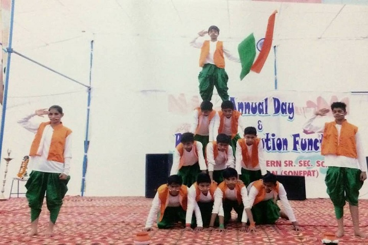 Jai Bharat Modern Senior Secondary School-Annual Day