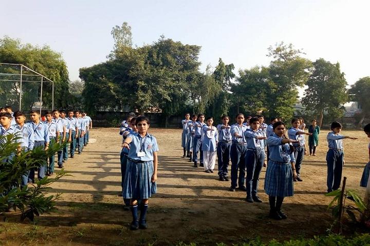 Jai Bharat Modern Senior Secondary School-Assembly