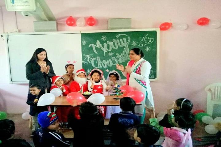 Jai Bharat Modern Senior Secondary School-Christmas Day
