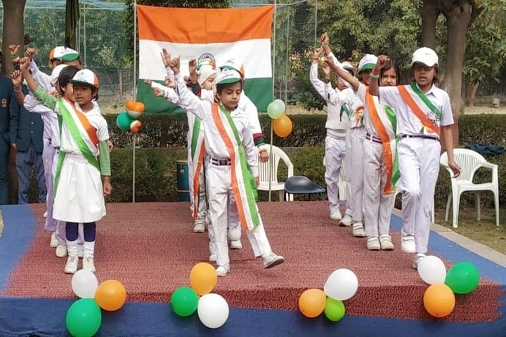 Jai Bharat Modern Senior Secondary School-Independence Day