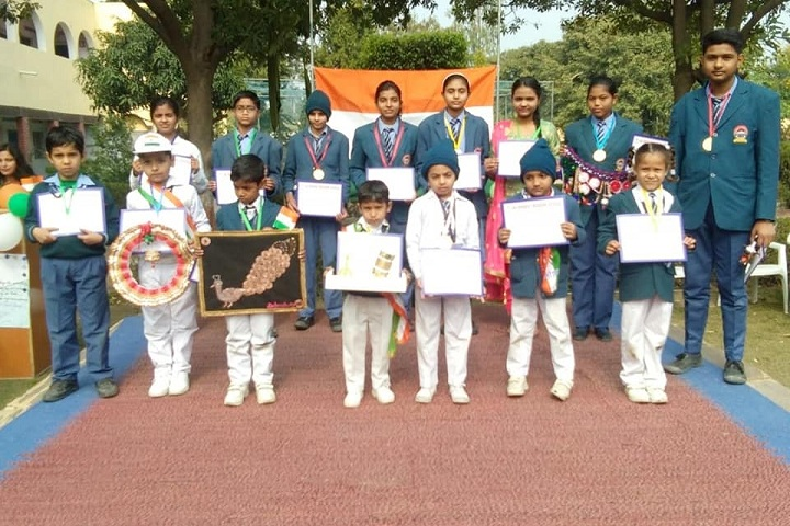 Jai Bharat Modern Senior Secondary School-Prizes