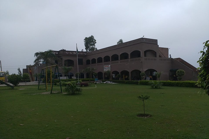 Jai Hind High School-Campus