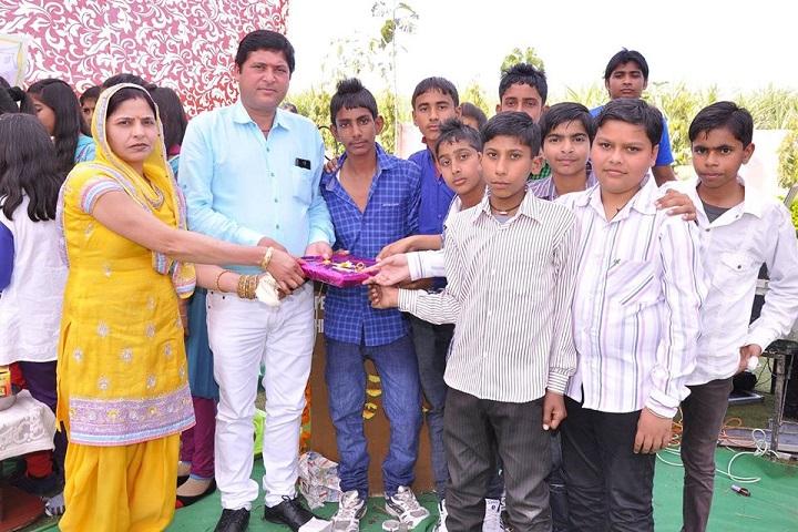 Jai Hind High School-Teachers Day Celebration