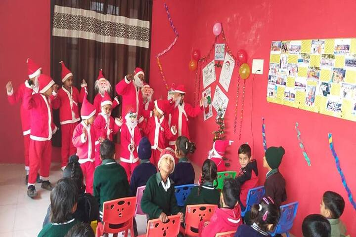 Jai Hind Public School-Christmas Celebrations