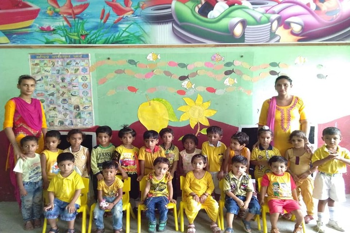 Jai Hind Public School-Yellow Day