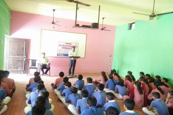 Jai Hind Public School-Motivational Day