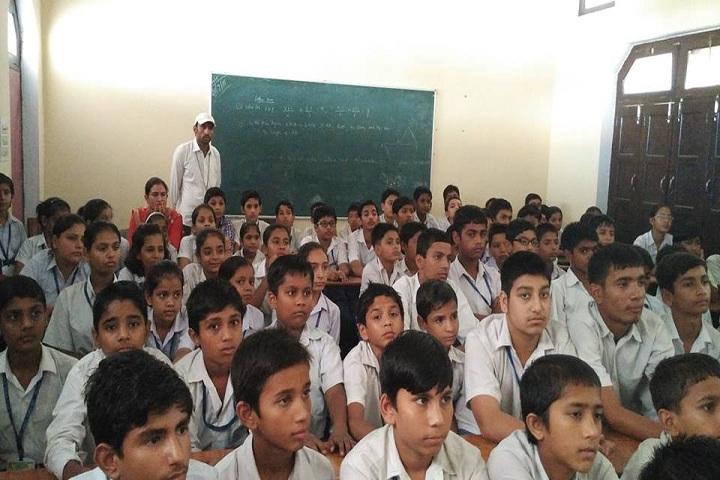 Jain Public School-Class Room