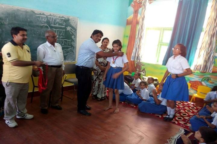 Jain Public School-Prize Distribuition