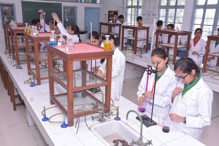 Jain Public School-Chemistry Lab