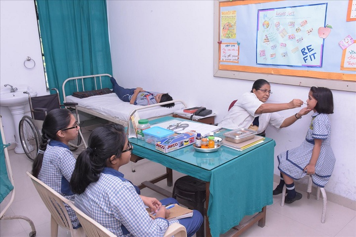 Jain Public School-Medical Room