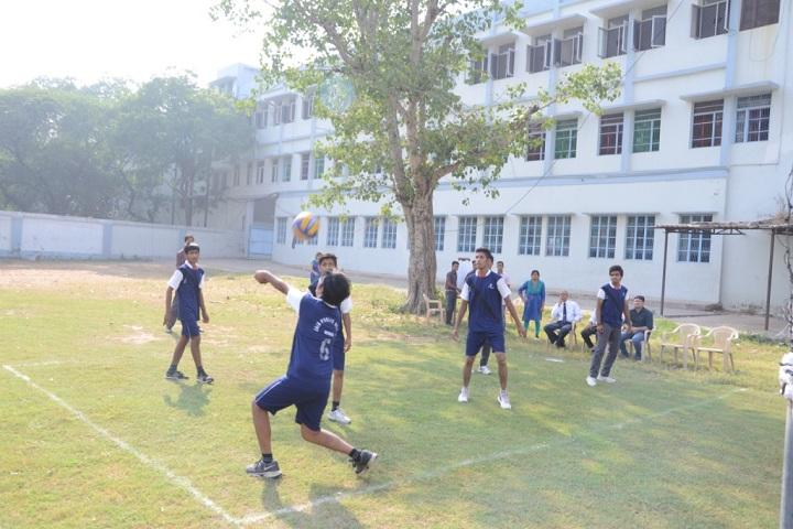 Jain Public School-Playground