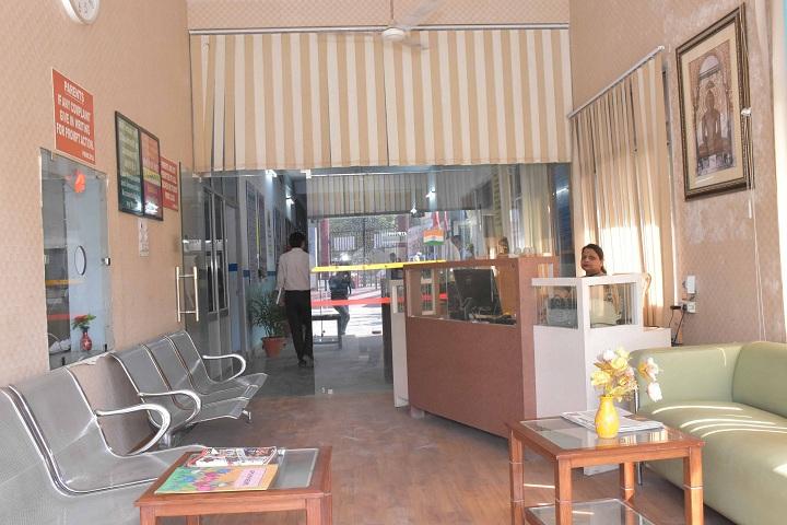 Jain Public School-Reception